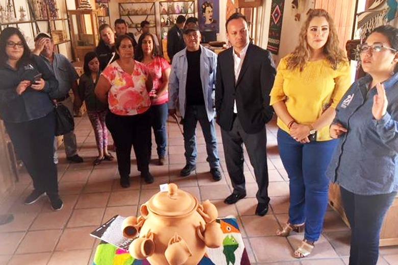 Teúl de González Ortega cuenta con tienda artesanal del