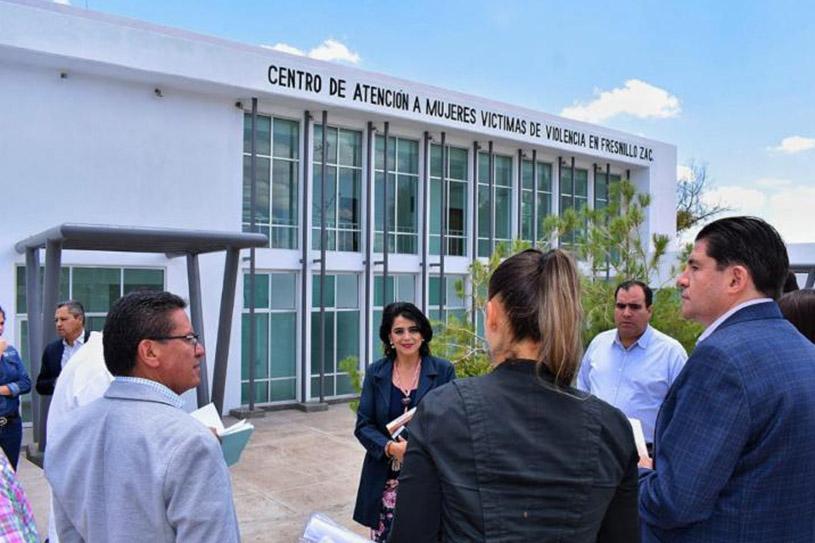 Aclara Rentería que hay certeza jurídica del inmueble que albergará el CAVCM